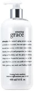 Philosophy Amazing Grace Perfumed Firming Body Emulsion - 473.1ml/16oz