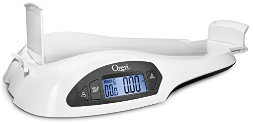 Ozeri All-in-One Baby and Toddler Scale