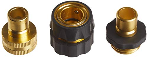 Powerwasher 80006 Universal Pressure Washer Garden Hose Quick-Connect Kit