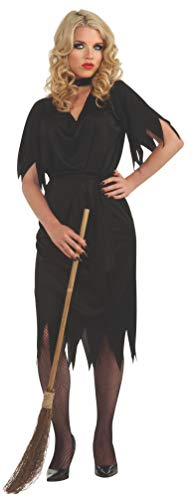 Women's Haunted House Witch Costume
