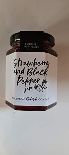 Mermelada de pimienta negra y fresa 225g Hawkshead