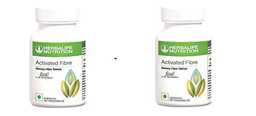 Herbalife nutrition Activated Fibre 90 Tablets pack of -2