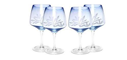 Gin Mare Gläser Set- 4 Gin Mare Gläser