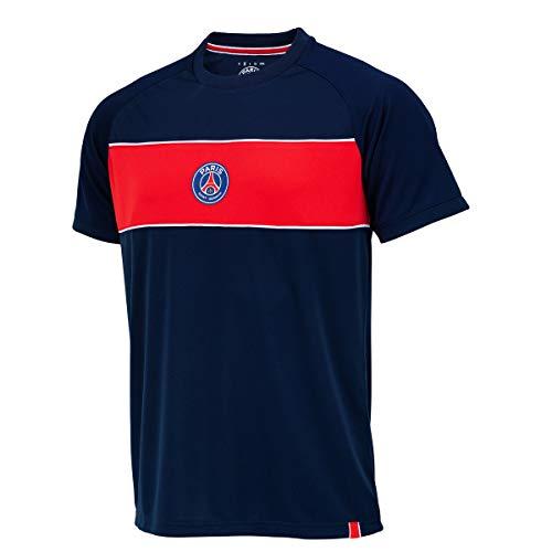 Paris Saint-Germain Trikot PSG, offizielle Kollektion, Herrengröße M blau
