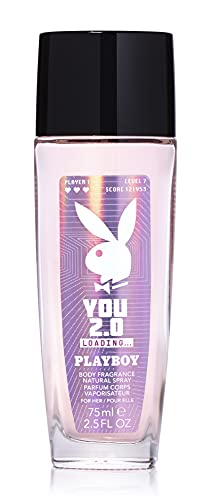 Playboy You 2.0 Loading Female Body Fragrance Natural Sp