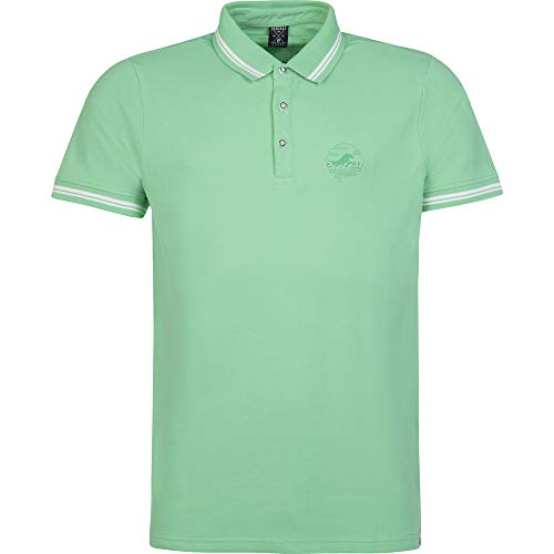 Protest Ted Polo Homme, Rouge (Poppy Red), M