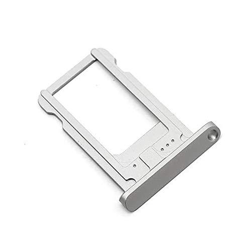 ePartSolution_ Lot of 3 Replacement Part for iPad Mini 1 | iPad Mini 2 Retina Silver SIM Tray SIM Card Tray Slot Holder USA