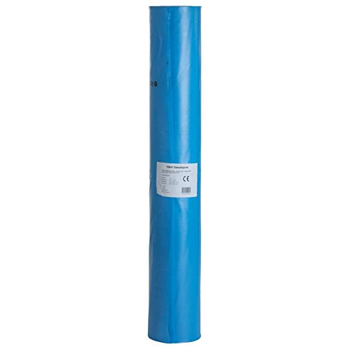 PE200 Dampfsperrfolie 4m x 25m (100m²) Dampfbremsbahn Dachfolie als Feuchtigkeitssperre und Dämmung PE-Folie