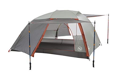 Big Agnes Copper Spur HV UL mtnGLO Backpacking Tent, 3 Person