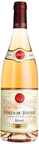 E. Guigal Côtes du Rhône Rosé Grenache 2016/2017 Trocken (1 x 0.75 l)