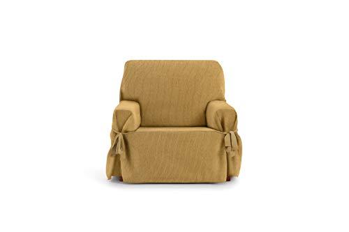 Universal sofa Überwurf 1 Sessel Rabat Farbe 05- Senf