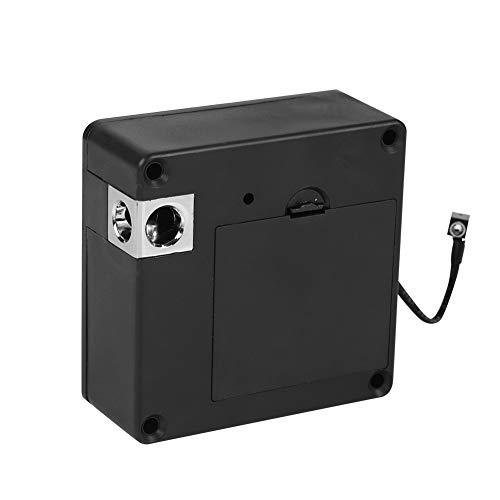 Cerradura Electrónica con RFID, Bloqueo de Cajón Inteligente con Cerradura de Armario Electrónico Invisible para Armarios, Taquillas, Gabinete de Cajones