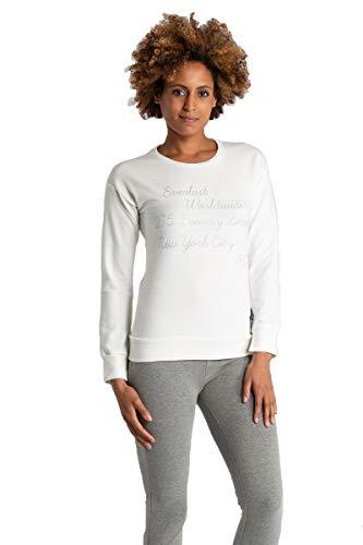 Everlast - Sudadera - para mujer Off White XL
