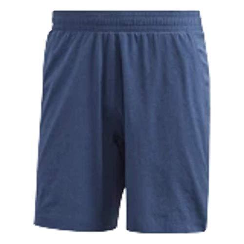 Adidas Ergo Melange - Pantalón corto para hombre - GLY98, Ergo Melange - Pantalón corto, M, Tech índigo