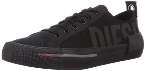 Diesel Herren Fashion Sneaker, (schwarz), 44 EU