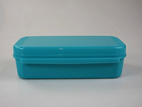 TUPPERWARE Bellevue 980 ml türkis Vorratshaltung Vorrat Apollo Royal 8380