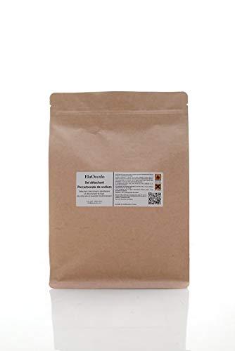 EluOecolo - Détachant et blanchissant Percarbonate 2,50kg sachet refermable - Oxygène actif <12%