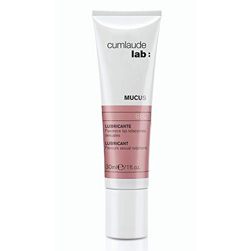 Cumlaude Mucus - Gel Lubricante Íntimo - Favorece las Relaciones Sexuales y Reduce la Sequedad - 30 ml
