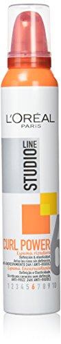 Studio Line Curl Power Espuma Rizadora Mousse