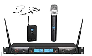 GTD Audio 2x100 Selectable Channel UHF Wireless Microphone review