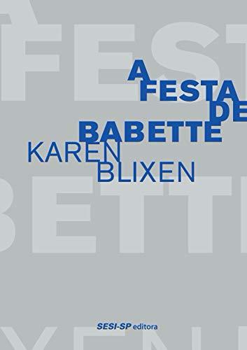 A festa de Babette (Cosac Naify por SESISP Editora)