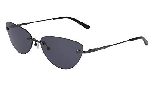 Calvin Klein CK19124S gafas de sol, GRADED CHA, 5915 para Mujer
