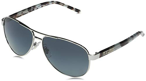 Ralph Lauren 0ra4004 Gafas, Plata, M para Mujer