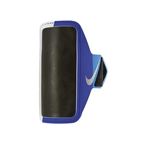 Nike Printed Lean armband accessoires, uniseks, volwassenen, bloeblous, eenheidsmaat