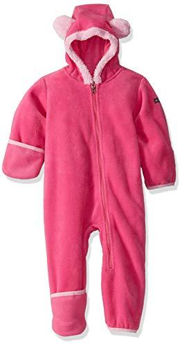 Columbia Tiny Bear II, Combinaison pour Enfant,Rose Glace, Trèfle Rose - 9-12 mois