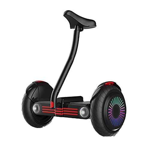 yishan Hoverboard, Patinete Electrico Auto Equilibrio 8 Pulgadas con Bluetooth, con Fuerte...
