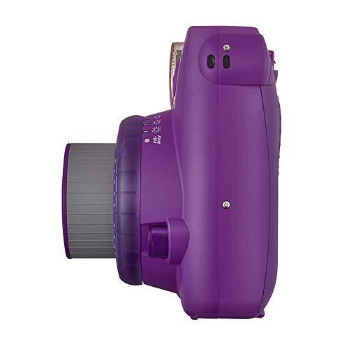 Fujifilm instax Mini 9 Kamera mit Farblinsen, lila