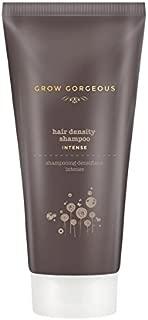 Grow Gorgeous Hair Density Intense Shampoo, 6.4 Fluid Ounce