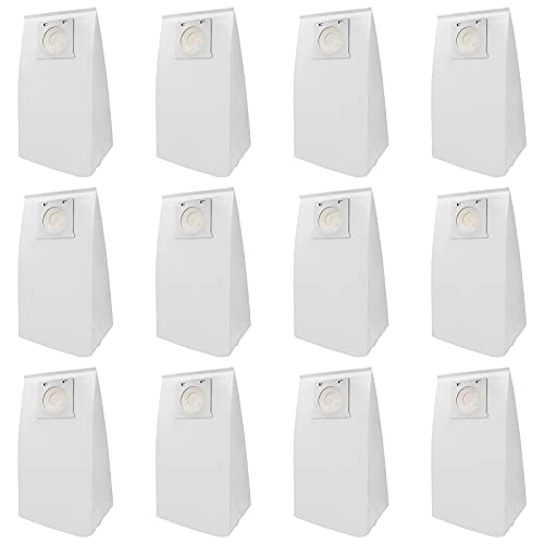 LANROON IB600 - Bolsas para aspiradora verticales BU4022U BU4022 BU4022 BU4021 BU4020 BU4018 (12 unidades)