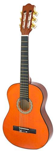 "Akustik-Gitarre 1/4 (Größe 30"") Gitarre lernen Kindergitarre Kinder Gitarren-Lehrer Musik-Schule Unterricht"