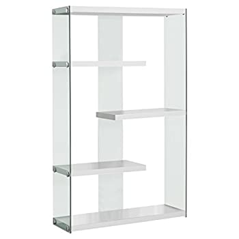 Best glass bookcase Reviews
