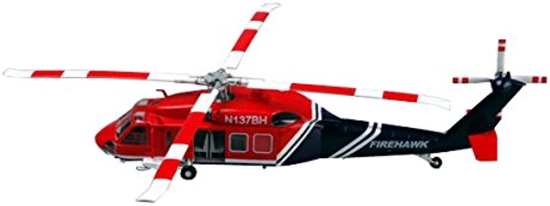 Easy Model UH60A Black Hawk American Fire Hawk  Model Kit