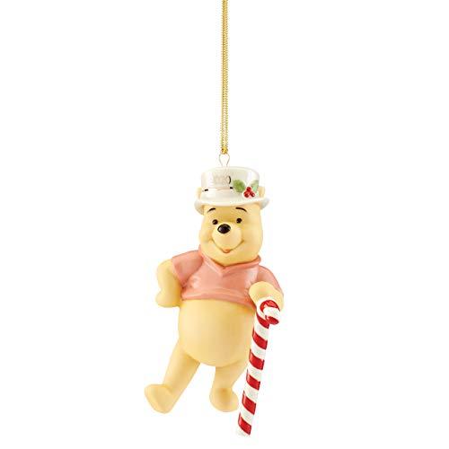 Lenox 2020 Christmas Cheer Winnie The Pooh Ornament, 0.35 LB, Ivory