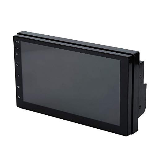 Lettore MP5 per auto, 7 pollici 2Din Lettore multimediale universale per navigazione GPS MP5-9218 per Android 8.1