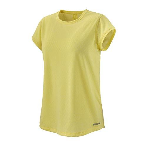 Patagonia W's Ridge Flow T-Shirt pour Femme L Ananas