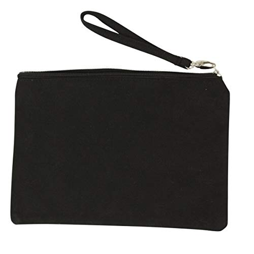 Westford Mill W520 Canvas Wristlet Pouch
