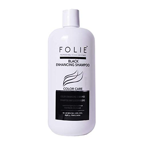 Shampoos Platino marca FOLIE PROFESSIONAL/DESIGN HAIR STUDIO