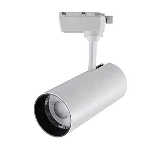 HomeDecTime Iluminación de LED de Techo, Luz para cocinas, pasillos, comedores - 3500K Blanco