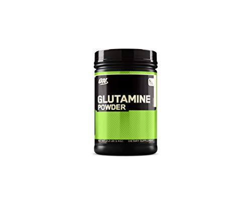 Optimum Nutrition L-Glutamine Muscle Recovery Powder, 1000 Gram
