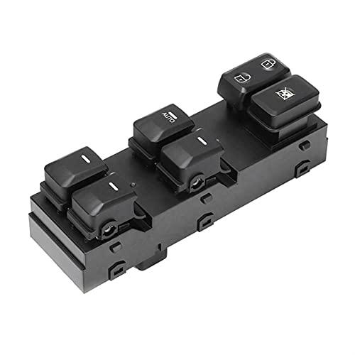 Interruptores De Botón para KIA para Sportage R 2011-2016 Power Master Interruptor De Control De Elevación De Ventana Delantero Izquierdo Lado del Conductor 93570-3W400