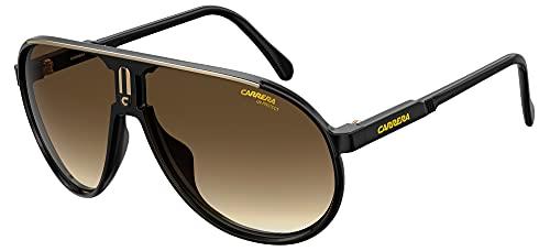 Carrera Gafas de Sol CHAMPION/N Black/Brown Shaded 62/12/125 unisex
