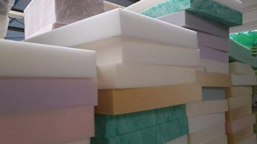 1 x Platte aus hochwertigem Kaltschaum ! 60 x 40 x 6 cm Polster Schaum Matratze