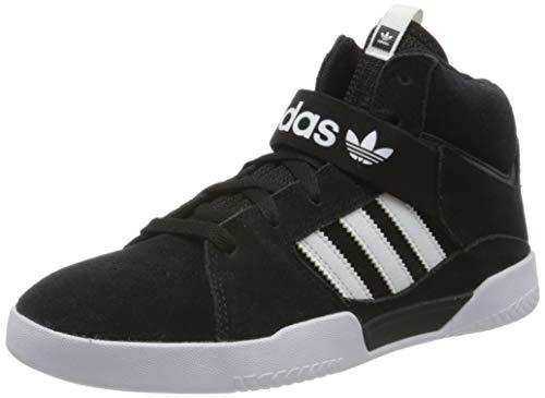 adidas Vrx Mid, Zapatillas Altas Hombre, Negro (Black Ee6236), 44 2/3 EU