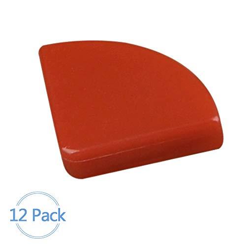Baby-Sicherheits-Schutzecken mit Kleber Kantenschutz Sicherheitsschutz INCREWAY 20 St/ück Klare M/öbelecken Eckschutz