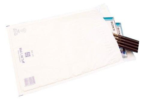 Sealair 103015255 Versandtaschen Lite Tuff, Größe H/5, Weiß, 50 Stück