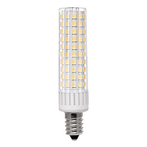 E14 LED Bulb 8W 1150 Lumens, 100W-120W Equivalent Halogen Bulbs,AC 120V Dimmable Warm White 2700K